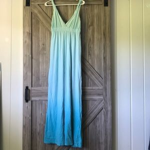 Gypsy 05 ombré maxi dress